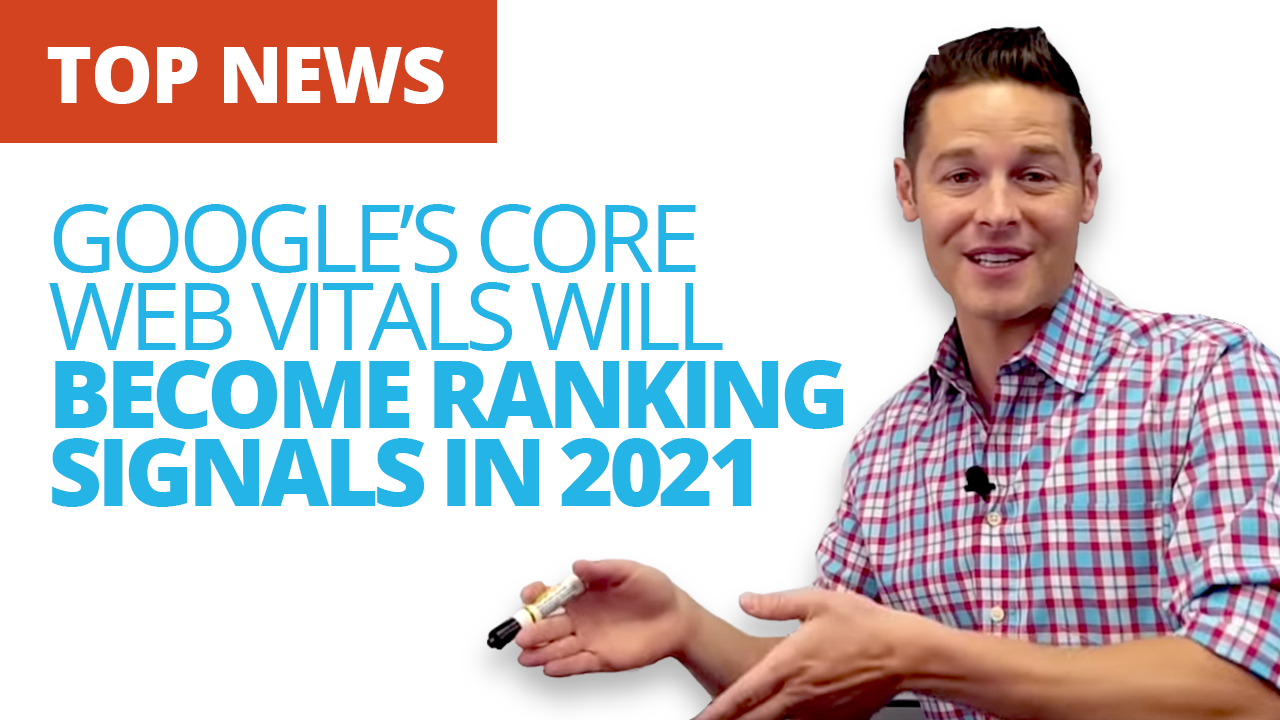 Core Web Vitals Are Becoming Ranking Signals